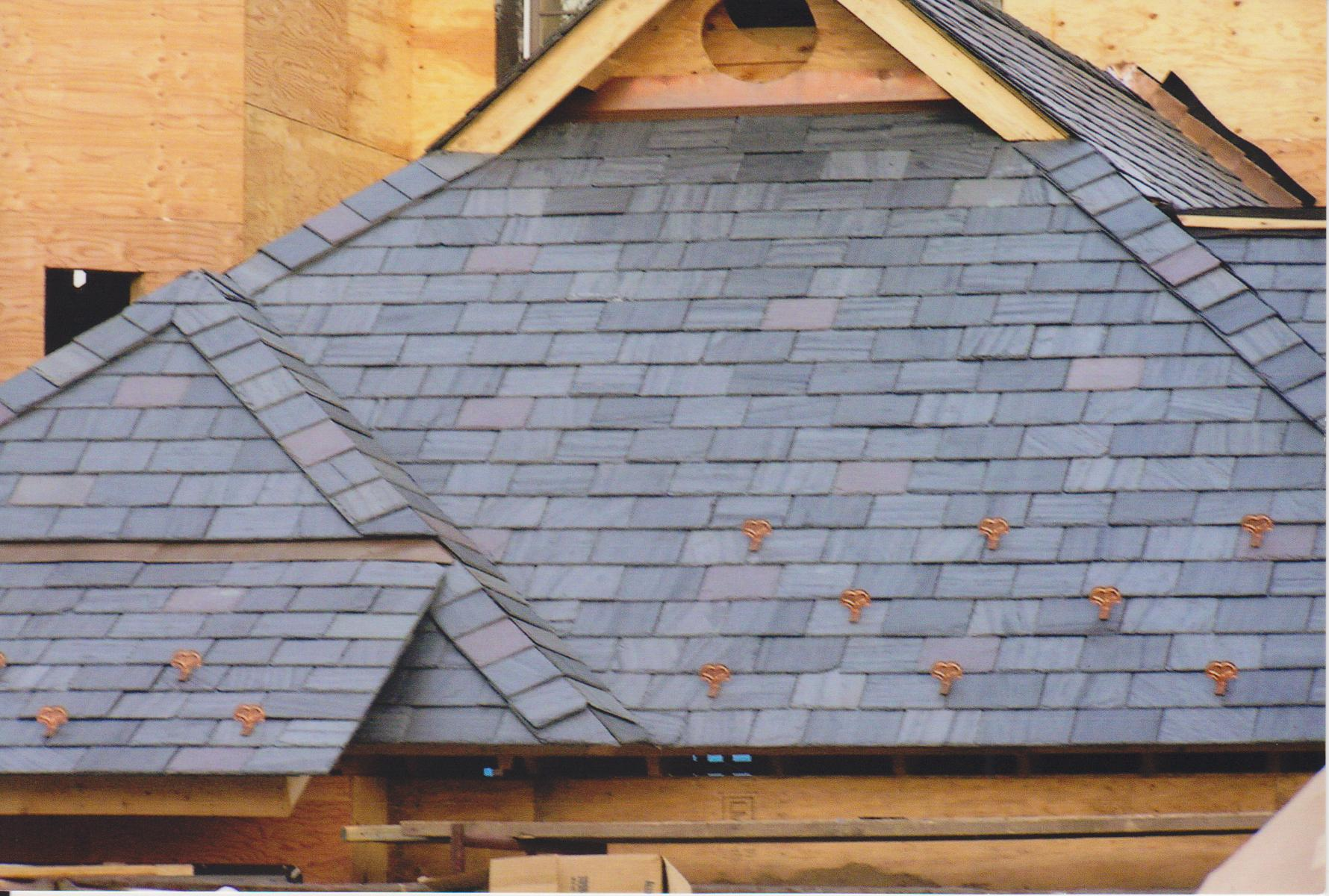 Slate Roof Installation Details : Roof hips hip ridge rafters u do you know how to